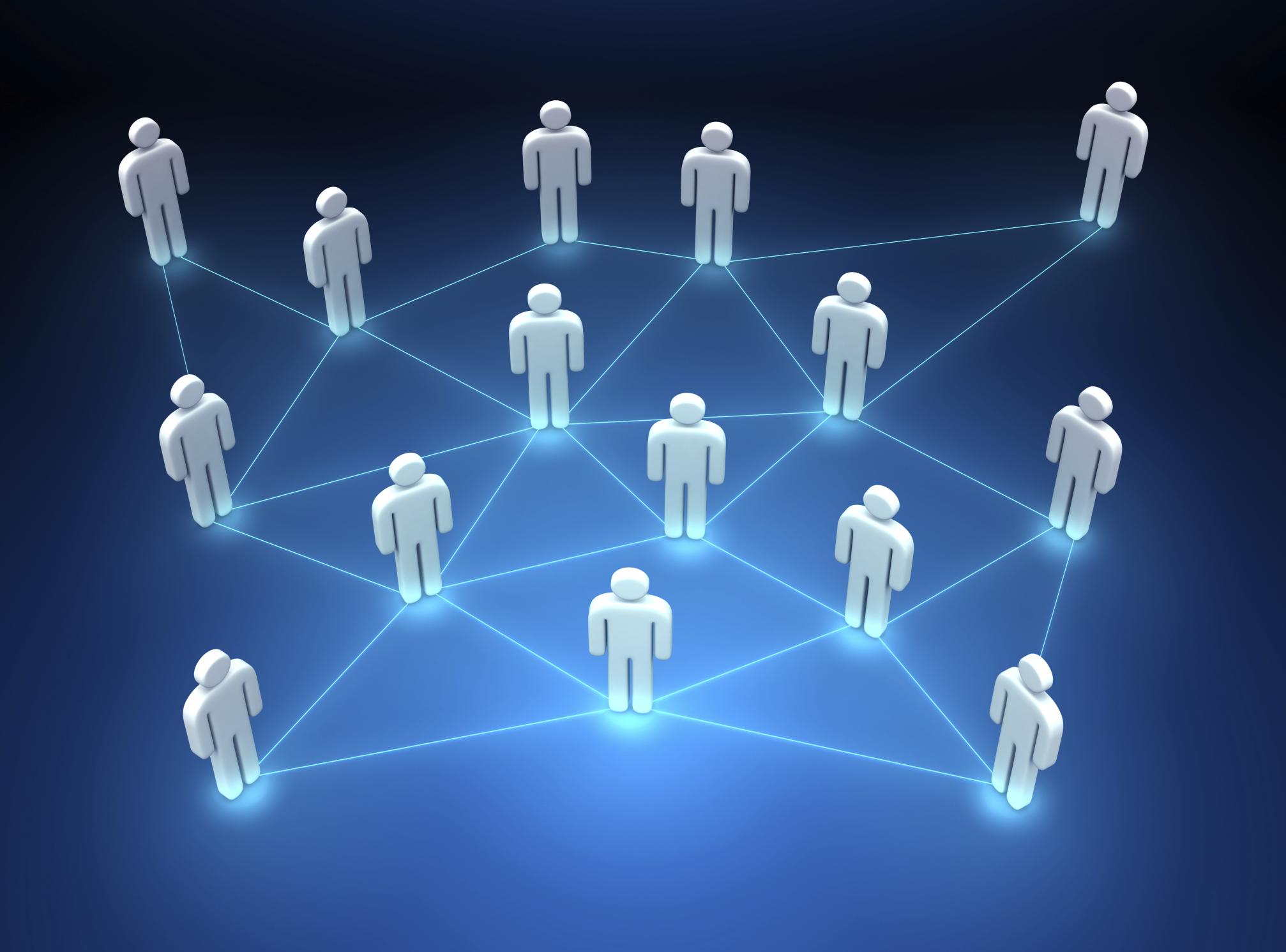 business network communications